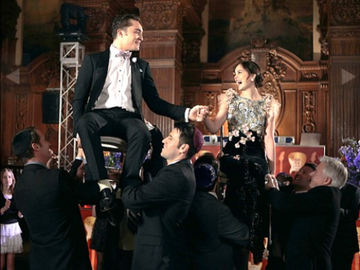 A tradition anyone would love--Chair dancing at a Jewish wedding!