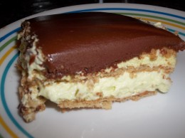 Just try to stop at one piece of this delicious dessert. If you are anything like me... you will find it nearly impossible!