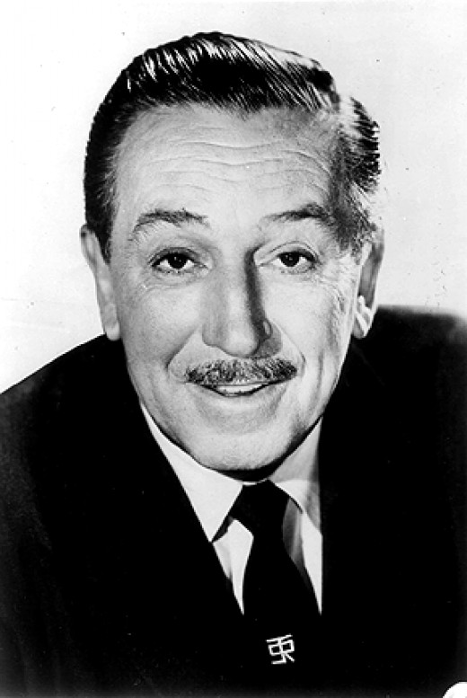 Walt Disney December 5th 1901-December 15th 1966