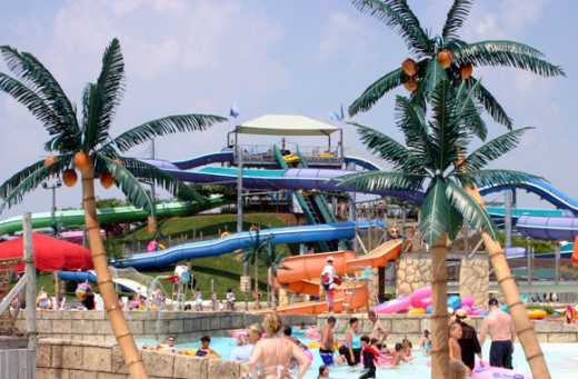 Jungle jim's river safari outdoor water park, DE
