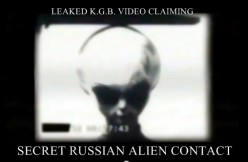 Leaked Russian Alien Video