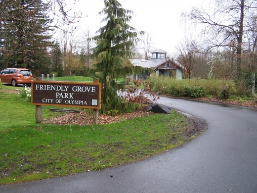 Friendly Grove Park