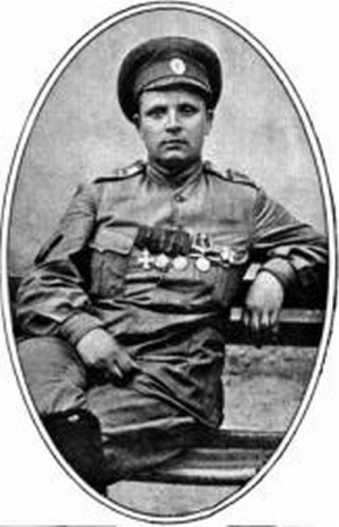WW1: Maria Leontievna Bochkareva (Yashka)