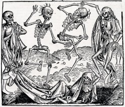 What was the Black Death?