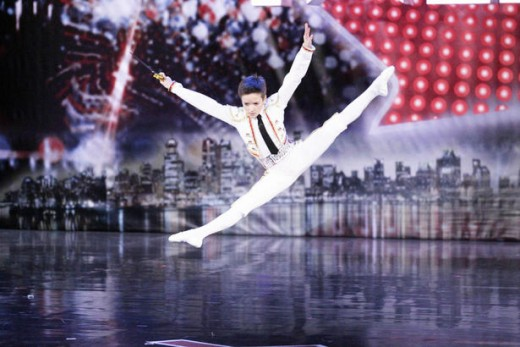 "Dancer Shale Wagman, 11, performs the ""Toreador Song"" solo from the ballet Carmen on the March 18 episode of Canada's Got Talent. Rogers Media"