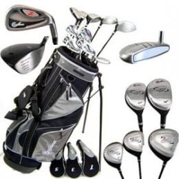 the golf set- essential stuff for golf lovers