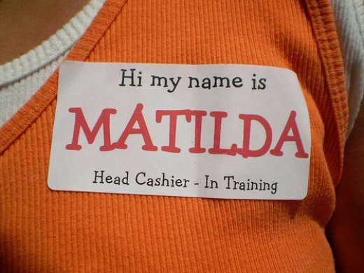 Brand thyself: name tags--marketing yourself the old school way
