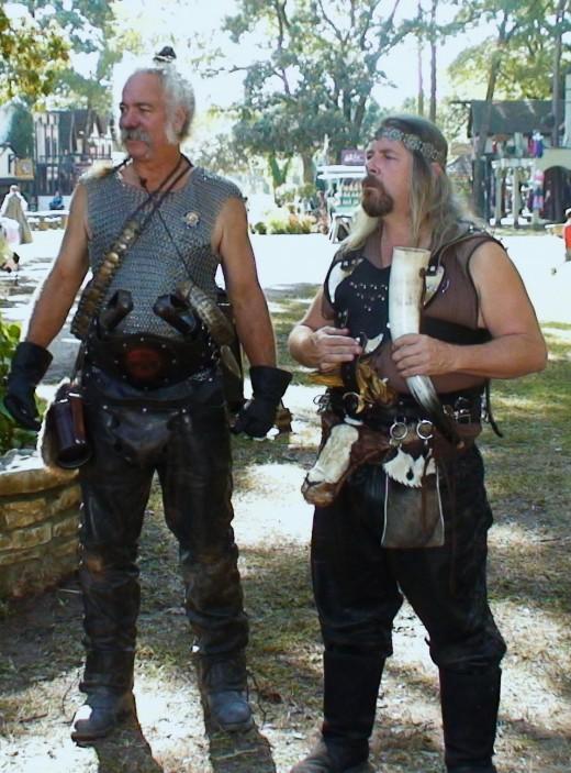 Barbarians at the Renn Faire