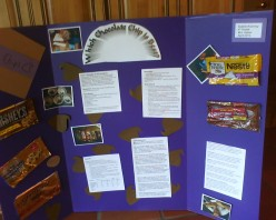 Science Fair Project:  Which Chocolate Chip Tastes the Best?