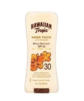 Hawaiian Tropic Sheer Touch SPF 30