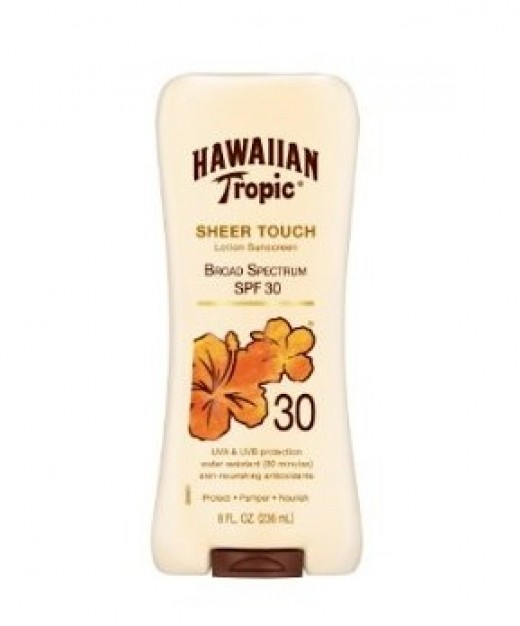 Hawaiian Tropic Sheer Touch SPF 30