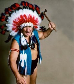 Ex-pro wrestling star Chief Jay Strongbow dies