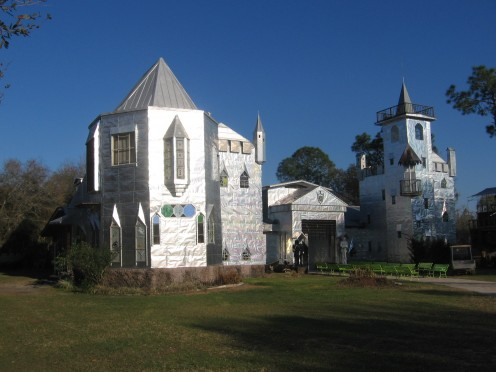 Castle becomes a Reality for a Florida Resident.