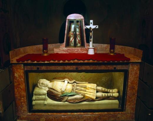 Relics of St. Benignus