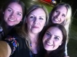 My Four Girls