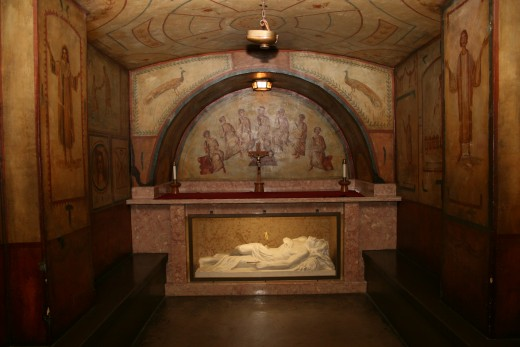 St. Stephan's chapel