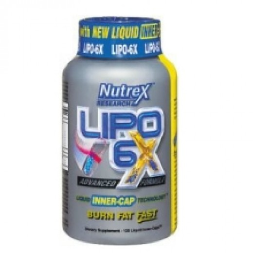 Lipo-6 Fat Burner for Weight Loss