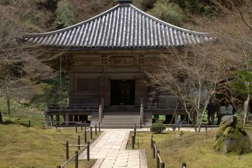 Entsuin Temple, Matsushima, Miyagi, Japan