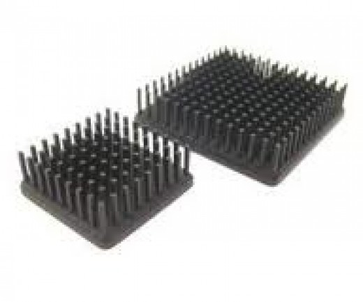 A basic no frills style heat sink, good for low demand situations.