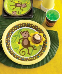 Monkey Baby Shower: A Jungle of Possibilities