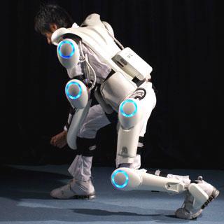 Japanese Exoskeleton