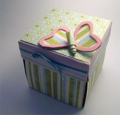 A box of memories.