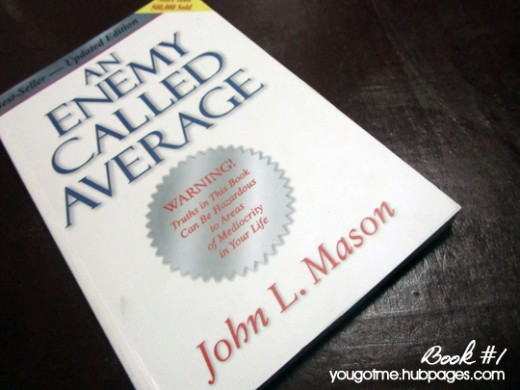 An Enemy Called Average by John Mason