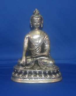 """The Buddha is a name that means """"The Awakened One."""" It was given to Gotama Shakyamuni 2550 years ago, and he accepted it."""