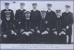 R.M.S Titanic's Officers
