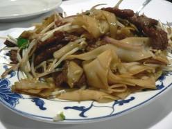 Beef in Garlic Sauce