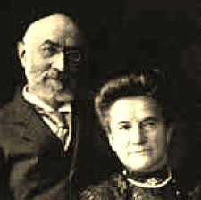Mr Isidor Straus and his wife Isa