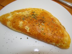 An Omelet with Fixings