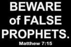 Matthew 7:15