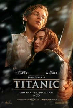 Titanic 3D - Surprisingly not terrible