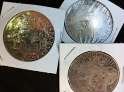 Though I have not been quite so lucky, one man found a treasure of gold and silver coins worth half a million dollars in a storage unit (see video below)