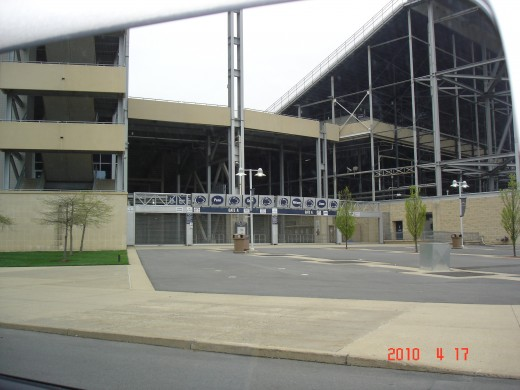 D1 Football Stadium
