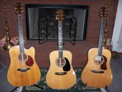 Stuart Mossman: A Modern Stradivari and  S.L. Mossman Guitars