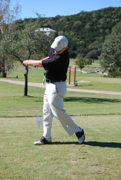 The Flying Elbow in Golf Swing