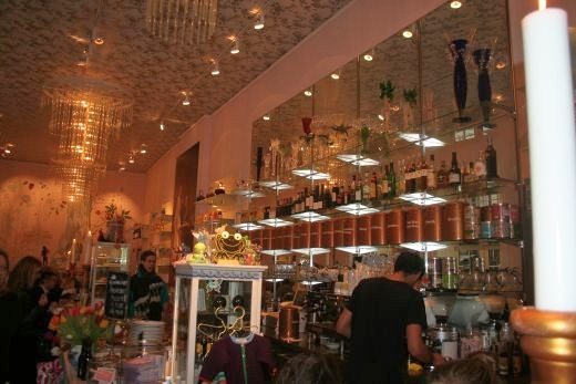 The Royal Cafe Offers Design Surprises Throughout