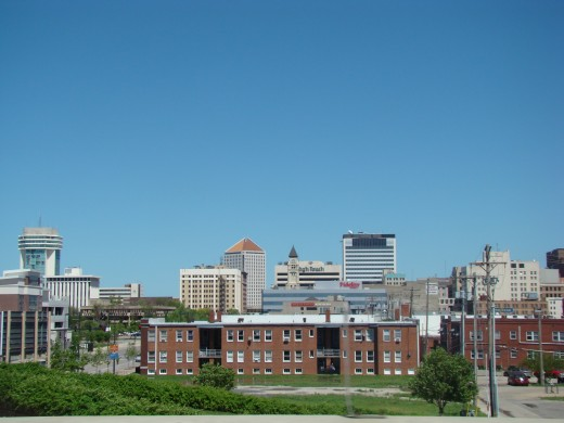 Downtown Wichita, KS