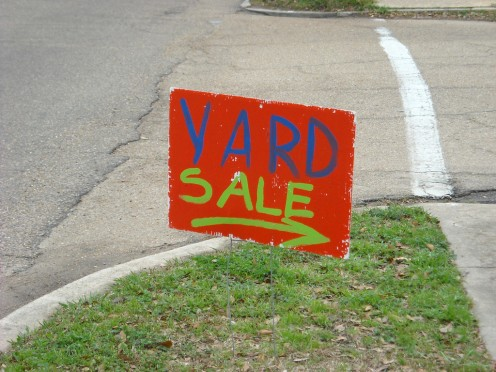 Find a Yard Sale
