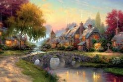""" Cobblestone Bridge"""