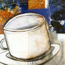 Coffee has been inspiring artists for years.  For those of us who work at night, coffee is a friend to the creative at heart.