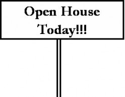 Advantage and benefits of open houses