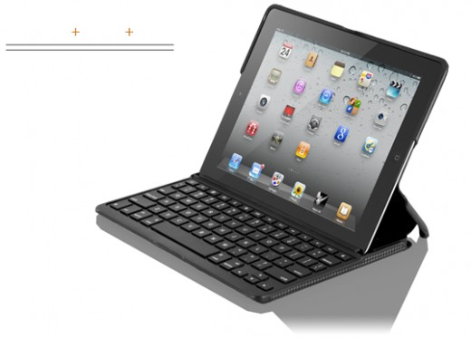 ZaggFolio for new iPad 3