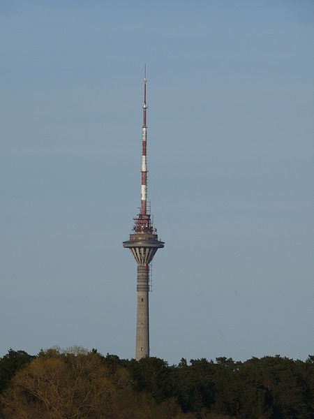 TV tower in Tallinn