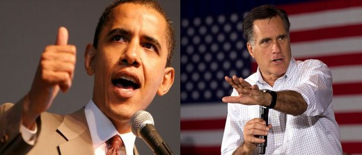 Obama or Romney: you decide