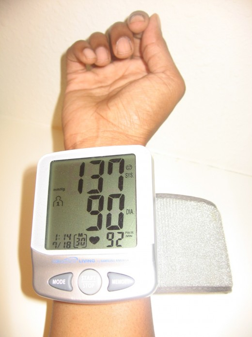 Daily blood pressure readings are very important if you suffer with hypertension during pregnancy.