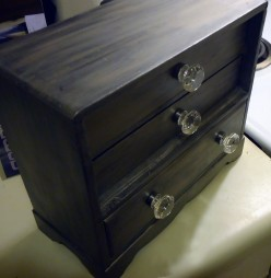 Jewelry Box Makeover - After Pics