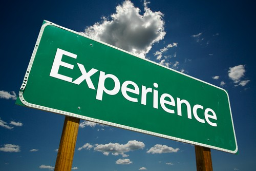Gain as much experience as you can.